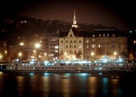 Budapest waterfront