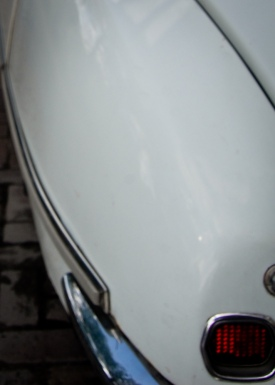 Citroën DS detail