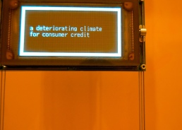Deteriorating Climate