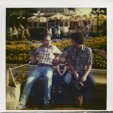 Disneyland ~ 1982-3