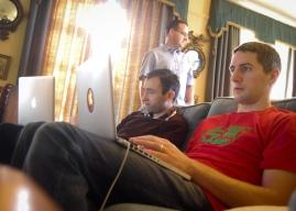 Donncha, John & Eoin