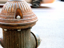 Fire hydrant, Soho