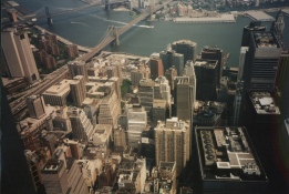 From the top of the WTC