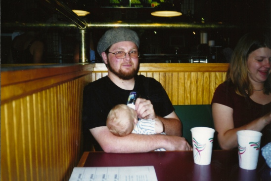 Ian, Kristi and I, Family Reunion