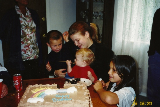Ian's 1st Birthday