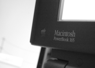 Macintosh PowerBook 165