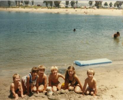 Mission Bay ~ 1985
