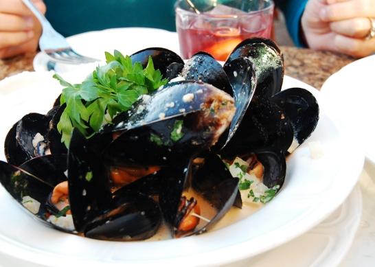 Mussels, Las Vegas