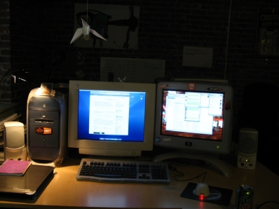 My old workspace