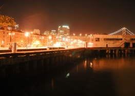 Night View of San Francisco-1