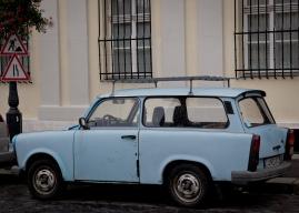 Romanian car called Dacia