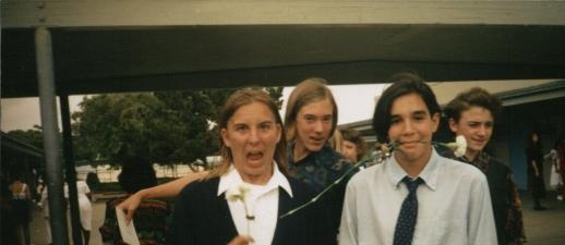Scott, Doug and Bazo