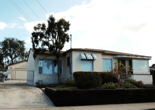 The house I lived in from 1-5