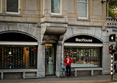 This is where the Macs of Holland live.