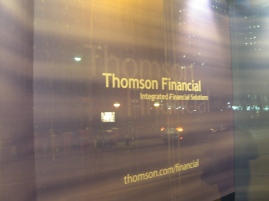 Thomson Financial