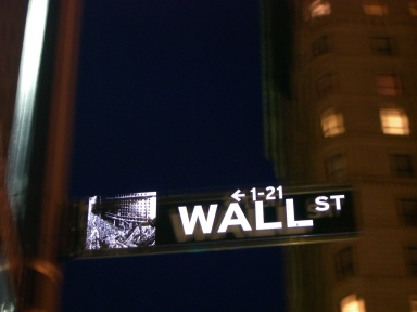 Wall St.