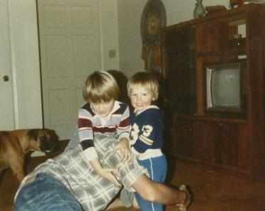 Wrestling ~ 1985